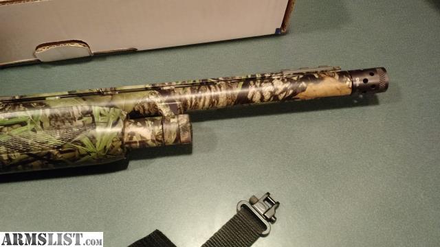 ARMSLIST - For Sale/Trade: Mossberg 535 Thug 12 Gauge