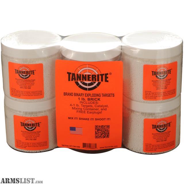 Tannerite enkelt 12 lbs