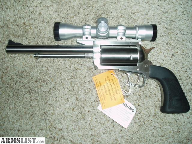 Armslist For Sale Magnum Research Bfr Single Action 45 70
