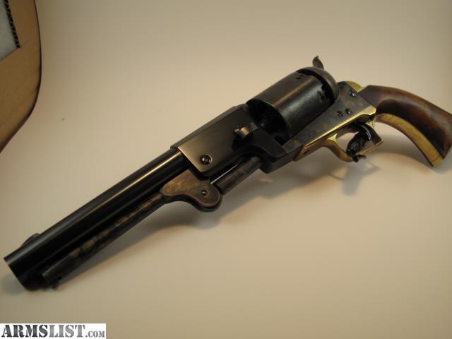ARMSLIST - For Sale: Colt blackpowder 2nd Dragoon, 2nd