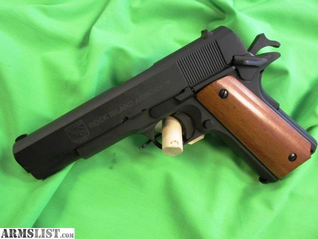 Used Rock Island Armory  Mm For Sale
