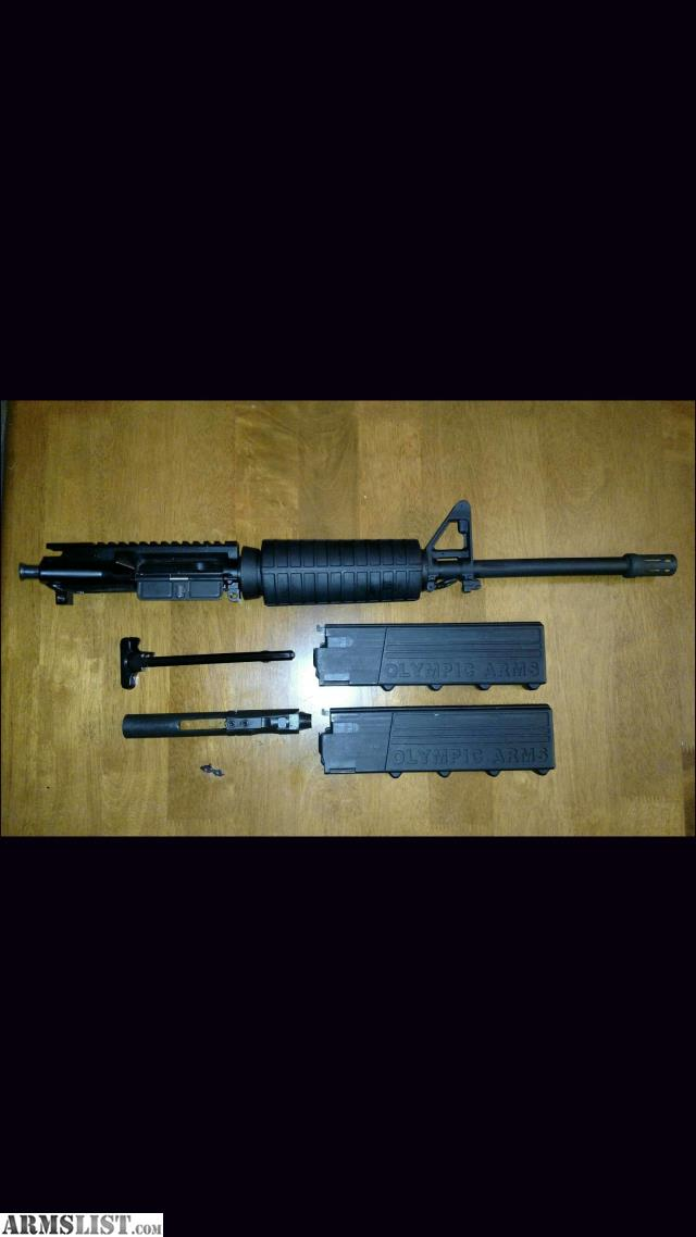 ARMSLIST - For Sale: AR 15 10MM UPPER RECIVER