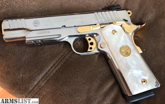armslist for sale taurus pt 1911 ar 38 super