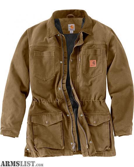 Armslist For Sale Carhartt Men S Canyon Ranch Coat