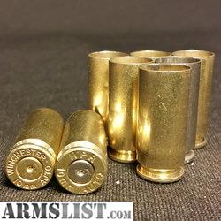 ARMSLIST - For Sale: Reloading Brass Many Calibers 9mm  380