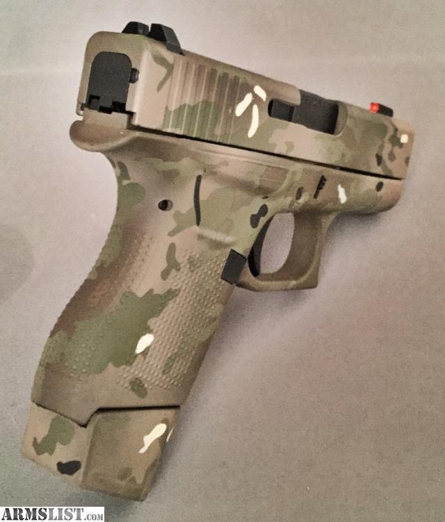 armslist for sale glock 43 talo cerakote