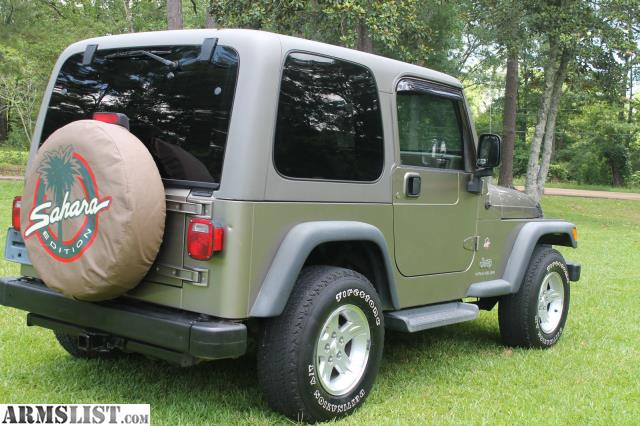for sale jeep wrangler sahara sport utility 2 door 4 0l hardtop. Cars Review. Best American Auto & Cars Review