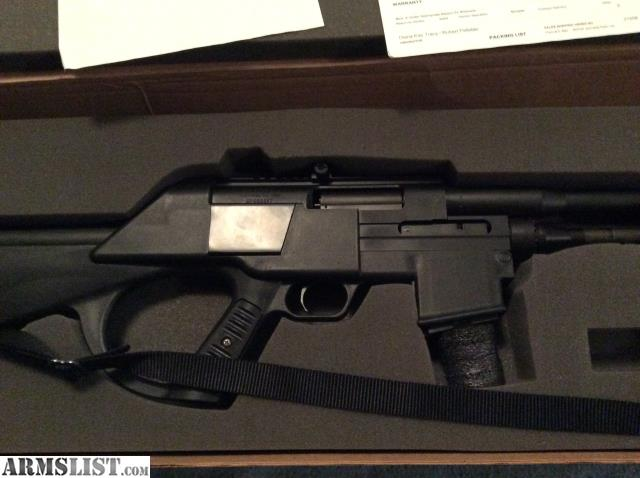 ARMSLIST - For Sale: Crossfire MK-1 .223 and 12gauge