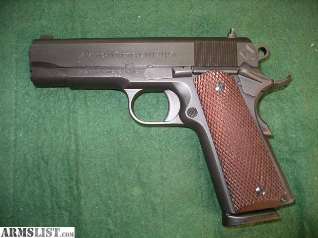 Armslist For Sale American Tactical Fx 45 1911 Gi Model 45acp