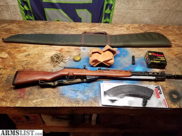 Armslist For Sale Trade Yugo Sks M59 66 Pap Lot