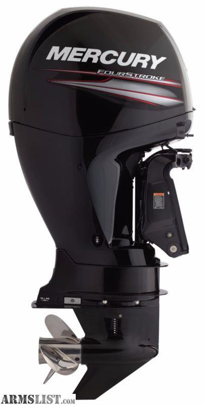 ARMSLIST - For Sale: Brand New Mercury 4 stroke 90hp Motor