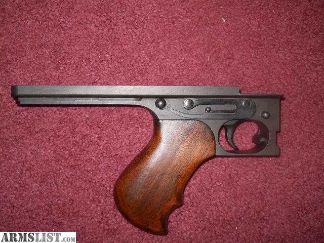 ARMSLIST - For Sale: 1928 Thompson Trigger and lower assembly