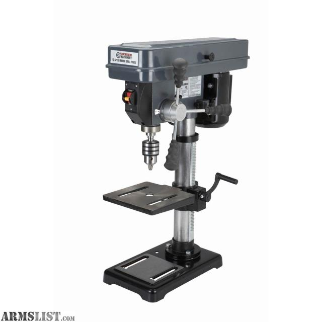 armslist for sale bench drill press