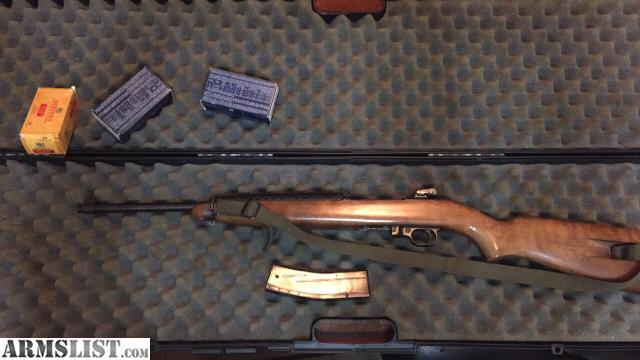 Armslist for sale trade m1 carbine for Ice fishing flashers for sale