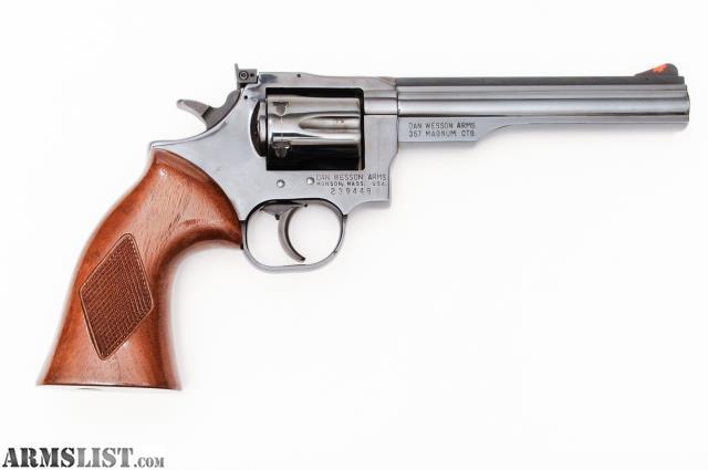 Armslist For Sale Dan Wesson Model 15 2 Target 38