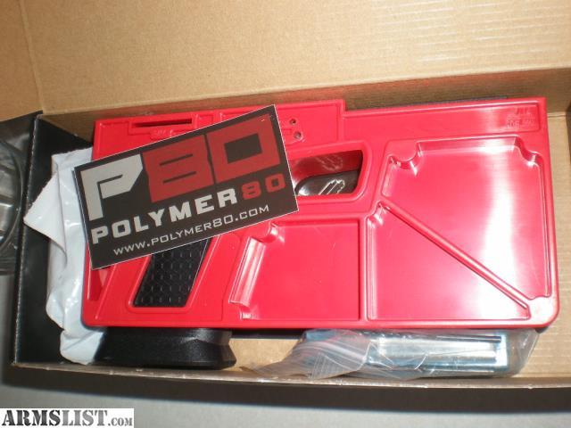 Armslist For Sale Sale Trade Glock Polymer80 Frame