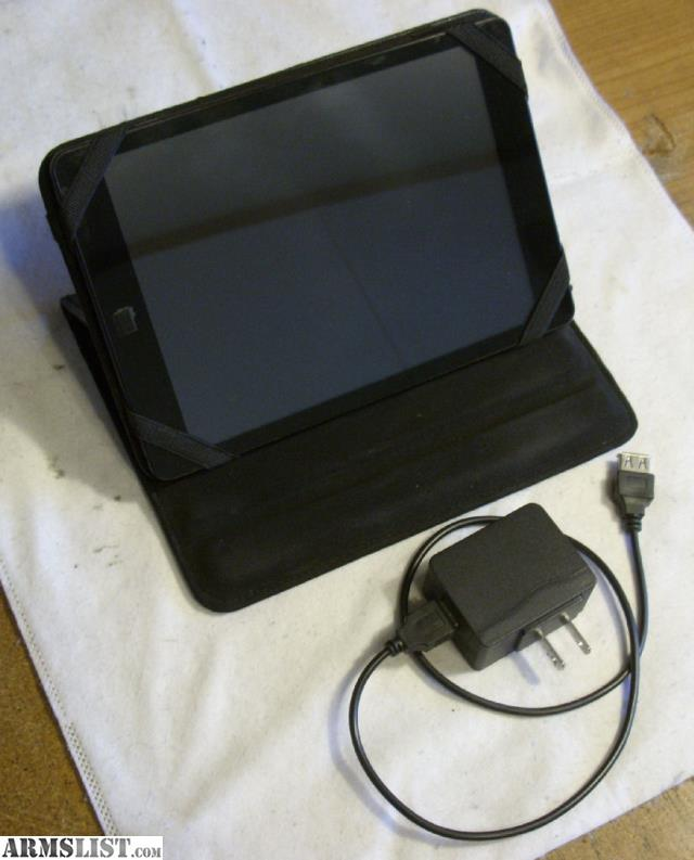 ARMSLIST - For Sale: NextBook Tablet - USED