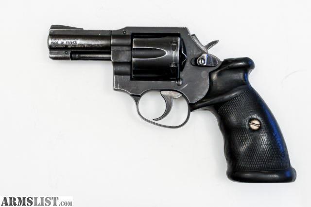 "Shooting Range Orlando >> ARMSLIST - For Sale: Manurhin MR73, 3"", .357 Magnum"