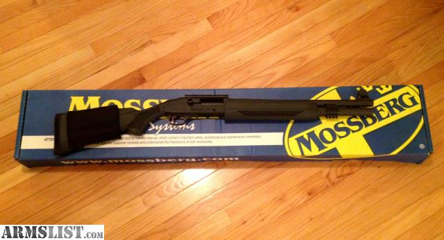ARMSLIST - For Sale: Mossberg 930 SPX Tactical Semi-auto ...