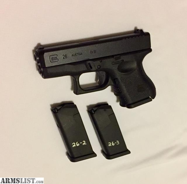 ARMSLIST - For Sale: G... Glock 18