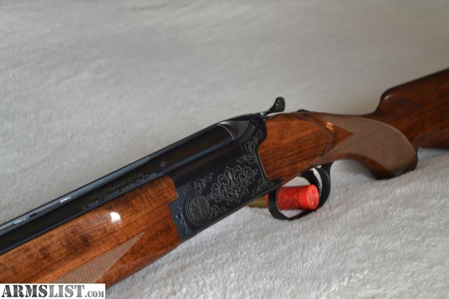 ARMSLIST - For Sale: 12 Gauge Winchester 101 Field 0/U