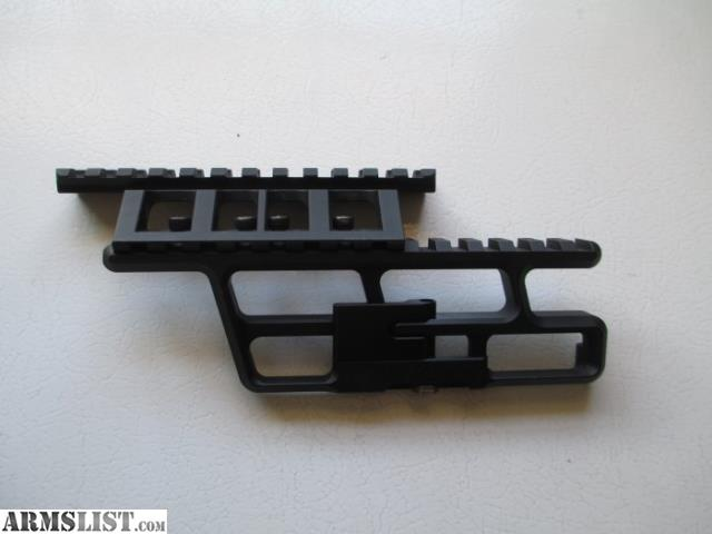 ARMSLIST - For Sale: RS Regulate optic mount for Yugo AK