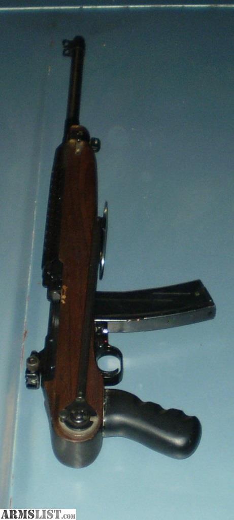 M Carbine Folding Stock Unive on Universal M1 Carbine 30 Caliber
