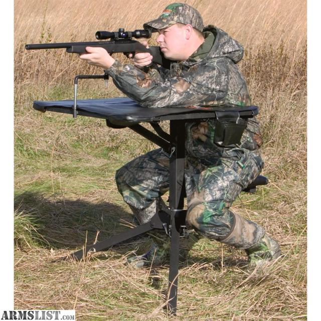 Armslist For Sale Like New Big Game Shooting Bench