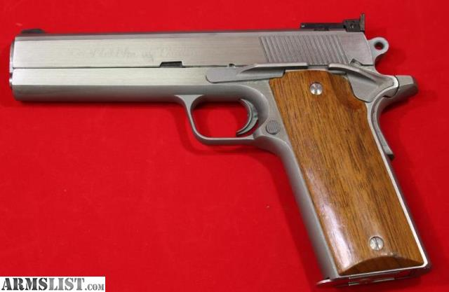 ARMSLIST - For Sale: Coonan 1911 357 mag 52480
