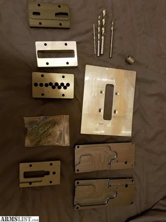 Armslist for sale 80 lower receiver from 80 arms and complete jig