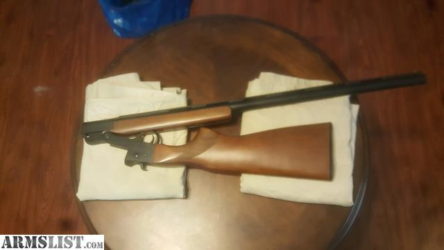 hatfield singles Howdy all, just picked these up at wallys $99 was cheaper than a new pellet gun, got the 12 gauge for me and the 20 gauge for the wife neat how.