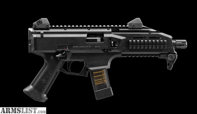 armslist for sale for sale nib cz scorpion evo 3 s1 pistol. Black Bedroom Furniture Sets. Home Design Ideas