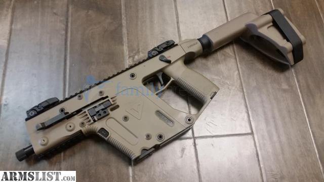 Armslist For Sale Kriss Vector Sdp Gen Ii Pistol 9mm