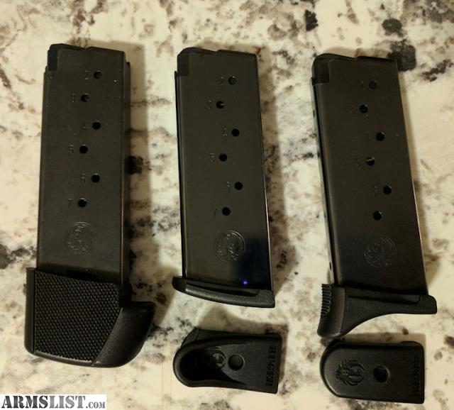 ARMSLIST - For Sale: Magazines -7rd and Extended 9rd for ...