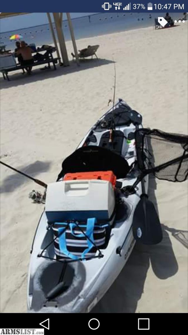 Armslist for sale 12 ft ocean kayak for 12ft fishing kayak