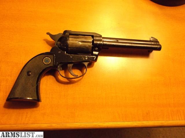 ARMSLIST - For Sale: Cheyenne DA/SA 38 Revolver