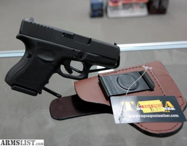 ARMSLIST - For Sale: Glock 26 with FREE Holster