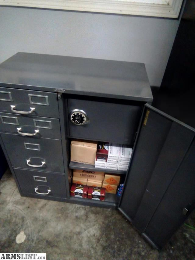 For Sale: Cole Steele Cabinet, 4 Drawers With Cabinet And Safe. Great Shape  And Has Been Used To Store Ammo And Valuables. It Seems To Be Better  Quality ...