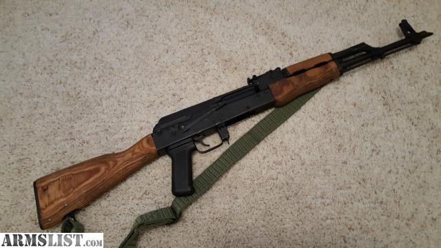 ARMSLIST For Sale Unfired AK 47 WASR 10 63 Arsenal Marked 1965