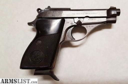 ARMSLIST - For Trade: COLLECTABLE PIETRO BERETTA 70S  380 ACP IN VG