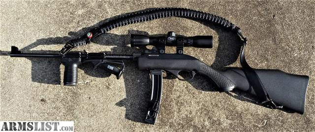armslist for sale custom marlin 70p papoose