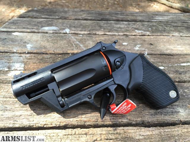 ARMSLIST - For Sale/Trade: NEW Taurus Judge Poly Public Defender