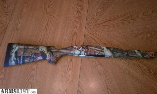 Armslist For Sale Remington 783 Camo Stock