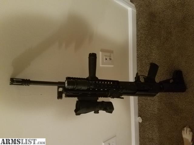 ARMSLIST - For Sale/Trade: Custom AK 47