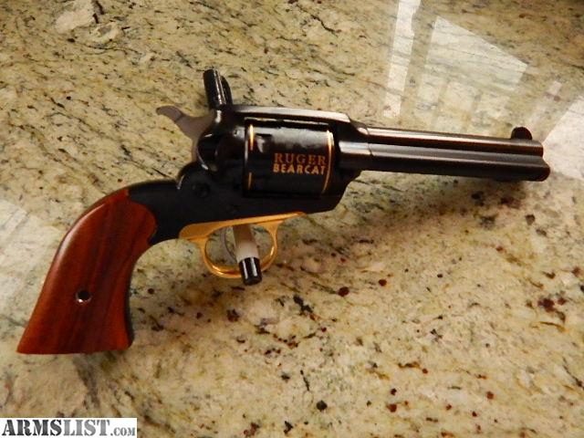 ARMSLIST - For Sale: Ruger Bearcat 50th Anniversary NIB
