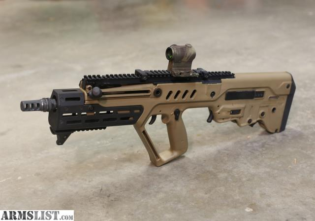 Armslist For Sale Tricked Out Tavor Sar