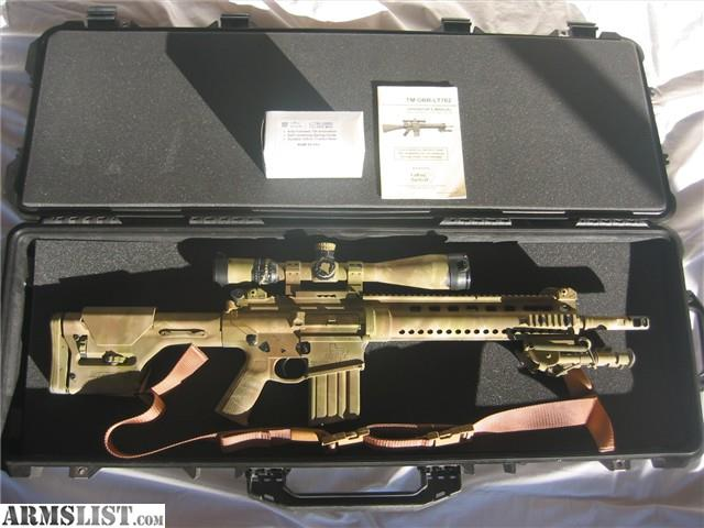 LaRue Tactical OBR 7.62 Rifle 20