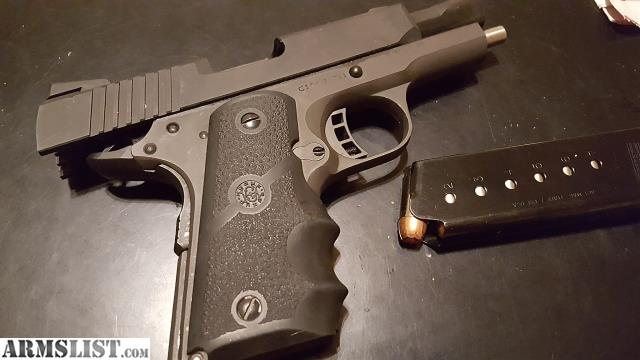 Armslist for sale trade citadel 1911 45 acp for Honey island shooting range