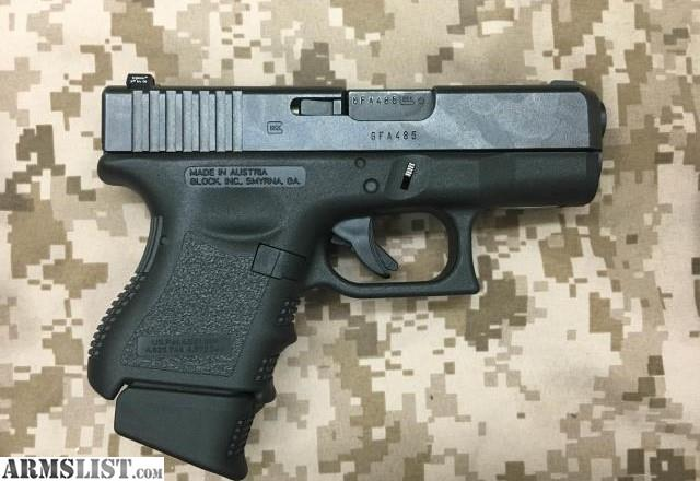 Armslist For Sale Glock 27 Austria 40 Cal With Lasermax W 8 Mags