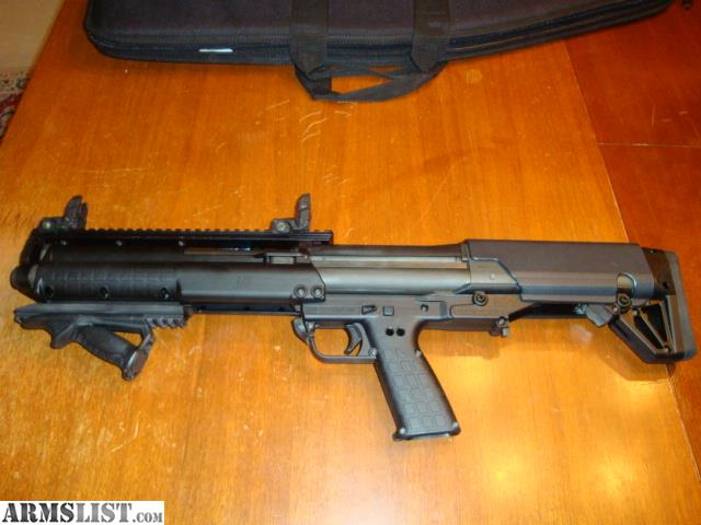 ARMSLIST - For Sale: Kel-Tec KSG with Accessories